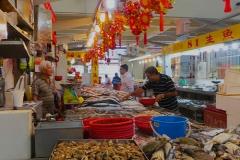 Tekka Centre marché poisson