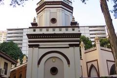 mosquée hajjah fatimah