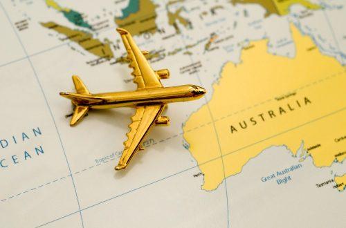 billet d'avion pour l'australie